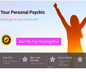 Your Personal Psychic Reading - Fontana